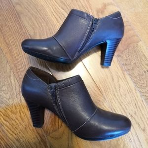 Brand new Clark's ankle boots